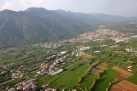 Bassano from the air